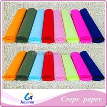 kraft crepe paper roll,diy crepe paper for gift