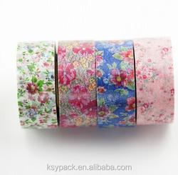 High quality Japanese washi tape, washi masking tape, washi tape wholesale