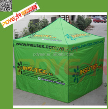 Outdoor waterproof folding used marquee tent