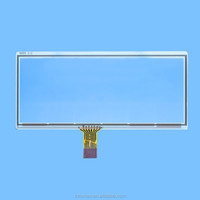 4 Inch Resistive Touch Screen (Size: 115(w) *52 (h)mm)