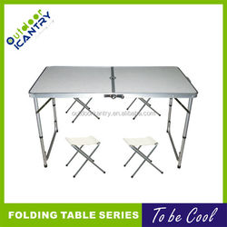 outdoor portable table and chairs portable camping table portable picnic table