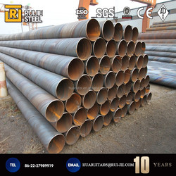 Ruijie brand galvanized steel pipe with free samples