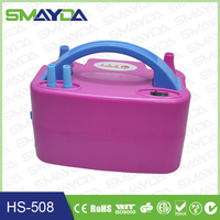 2015 factory supply inflatable balloon pump Event & Party Supplies