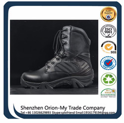 Best price high quality Men's SWAT tactical boots delta factory manufacturer