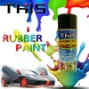 Clear plastic coating spray peelable rubber spray paint car