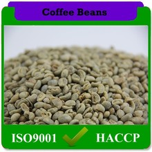Export Commodity Bulk Green Arabica Coffee Beans Sale,Jute Bags Raw Coffee Beans in stock