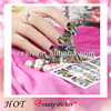 Professional Hot sale Hands Fashion Nail Art Finger Decals Sticker