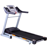 populary at present which luxury light commercial multi-function electric hoist treadmill