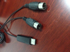 Midi signal to Musical Keyboard, Midi Interface to Connect Midi Equipment, Sound Adapter to Midi Interface