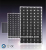 High perference 130W monocrystalline Silicon Solar Panels with 3.2mm glass