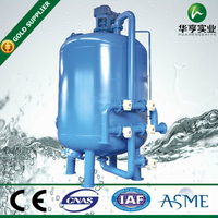 Activated Carbon Filter Plan Water Treatment Plant 10GPM auto back washing