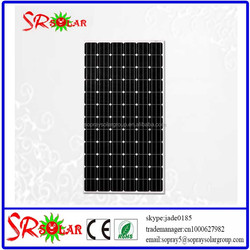 2015 new 290w 280w 270w mono solar panel monocrystalline silicon solar panel