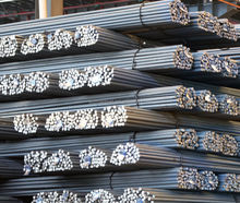 6-40mm Hot-Rolled steel bars HRB400