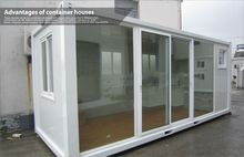 new design modern removal container house