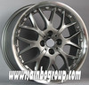 Gray Alloy wheel rims for car, steel wheels, wheel rims for sale