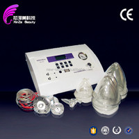 new portable lady vacuum breast enlargement machine with vibration