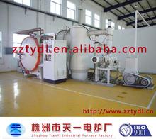 Alibaba Industrial High Temperature Furnace for hot pressure sintering