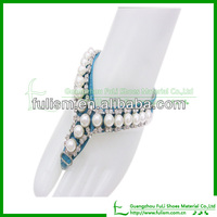 G14 Fashion Shoes Accessory Of Lady Slipper Upper