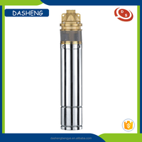 Factory price solar submersible deep well pump
