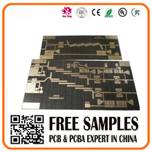 Double Sided Pcb Bare Board For Industrial Control System