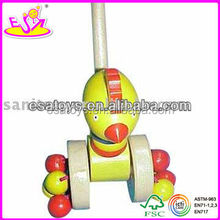 2015 New wooden pull back toy for kids,popular wooden pull toy for children,hot sale animal style wooden toy for baby TS5512