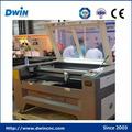 dw1390 de corte por láser de la máquina para el diesel pantalones vaqueros