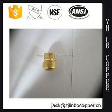 brass water meter union
