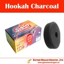 Used in church Carbon Conten 93% 27mm coconut shell charcoal