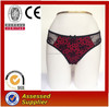 Red lace sexy mature women panties