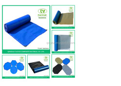 Safety PE Swimming Pool Heat Preservation Cover Keep the Pool Clean