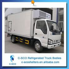 Usado van e caminhão unidades de refrigeração para entrega sorvete