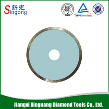 diamond saw blade for cutting stainless steel/granite/marble