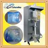 water sachet filling machine