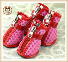 pet shoes dog shoes pet products Honeycomb mesh shoes, fashion models