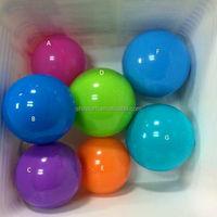 Wholesale plastic ball pit balls for kids