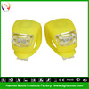 new products on china market silicone skull bicycle light