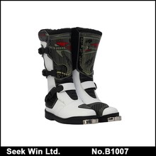 Motorcycle Boots Motocross Racing Speed Motorbike Shoes Moto Boot Men Bike Men Boots Motorcycle B1007