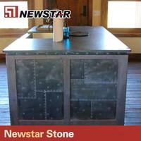 Newstar Cheap Natural Stone Slate Top Kitchen Tables