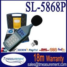 (30 ~ 130 dB) Decibel Noise Level Meter ,digital sound level meter,sound level calibratorSL5868P