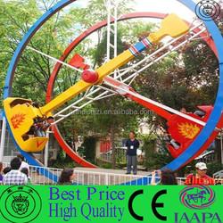 2015 New Used Amusement Park Equipment Ferris Ring Car For Sale