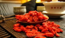 280/380 pcs per 50gr dried goji berry for Russia ,china goji berry