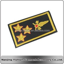 High quality factory price military rank epaulettes