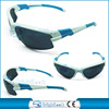 Cheap cool sunglasses for sports ,sports eyewear with polarized lens 100% UV400 protection