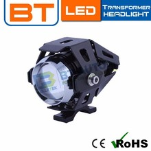 Seven Colors To Choice Transformer-2.0 Inch Led Projector Headlight