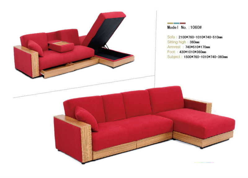 Sofa Bed With Drawersofa Day Doublewooden