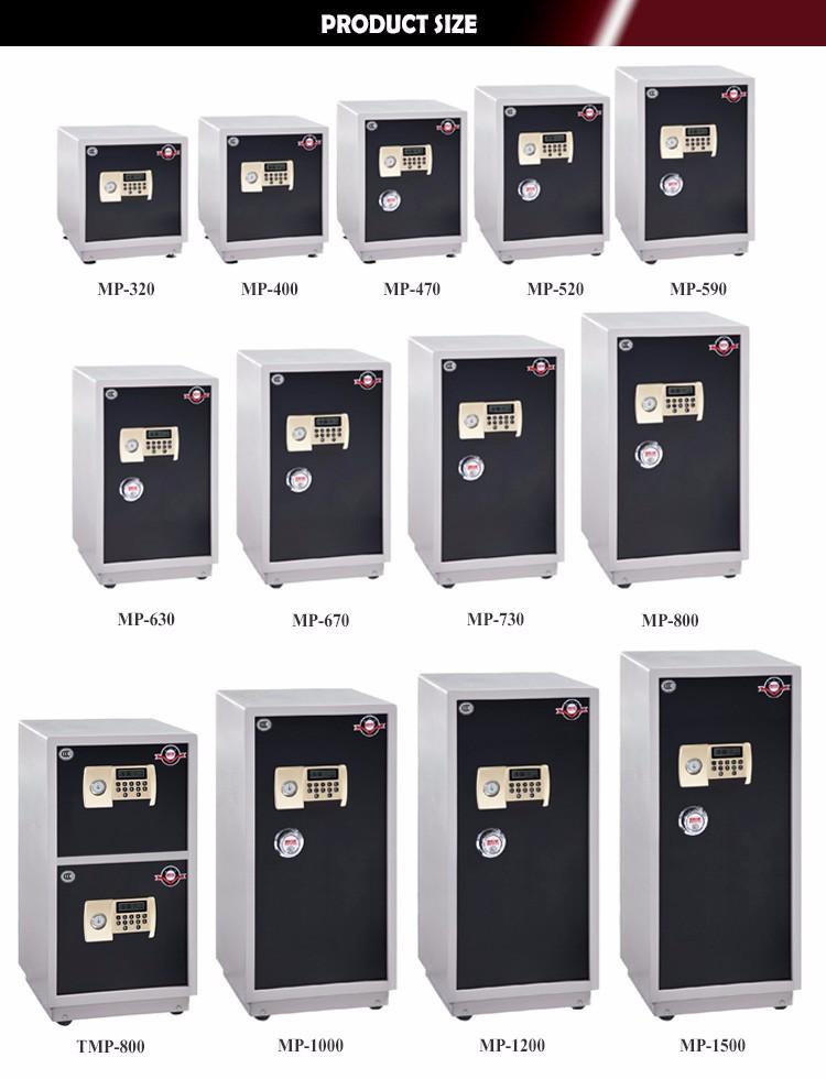 Хорошие продажи burglarproof цифровой ключ главная депозит скрытую стену сейф с низкой ценой