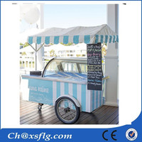 Ice Cream Cart for sale, HOT to sell Ice Cream Cart(Very good Quality)