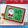 Christmas cookies baking tin candy box rectangular box storage box large rectangular gift box