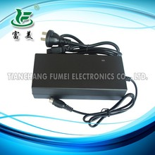 Hot sale 48v lithium ion battery charger for electric scooter