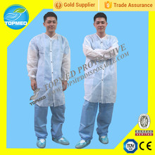 Disposable dresses gown,nonwoven dresses gown,lab-gowns